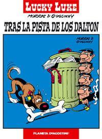 Libro LUCKY LUKE Nº 9: TRAS LA PISTA DE LOS DALTON