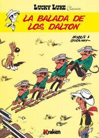 Libro LUCKY LUKE. LA BALADA DE LOS DALTON