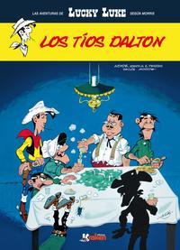 Libro LUCKY LUKE. LOS TIOS DALTON