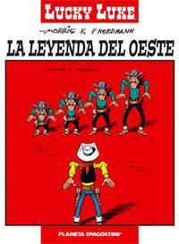 Libro LUCKY LUKE: LA LEYENDA DEL OESTE