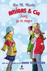 Libro LUCY YA ES MAYOR