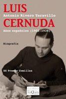 Libro LUIS CERNUDA: AÑOS ESPAÑOLES
