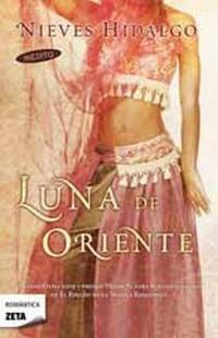 Libro LUNA DE ORIENTE