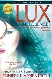 Libro LUX: CONSEQUENCES