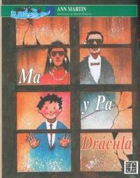 Libro MA Y PA DRACULA
