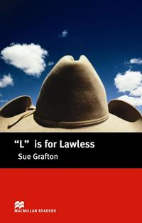 Libro MACMILLAN READERS INTERMEDIATE: L FOR LAWLESS