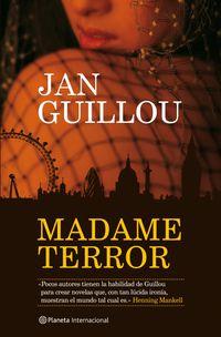 Libro MADAME TERROR