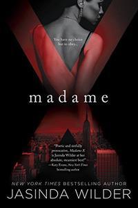 Libro MADAME X