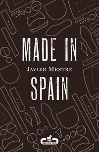 Libro MADE IN SPAIN
