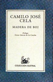 Libro MADERA DE BOJ