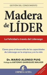 Libro MADERA DE LIDER