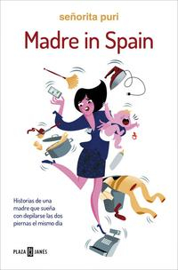 Libro MADRE IN SPAIN