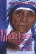 Libro MADRE TERESA DE CALCUTA: MENSAJES DE VIDA