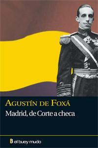 Libro MADRID DE CORTE A CHECA