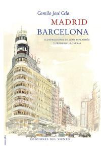Libro MADRID, BARCELONA
