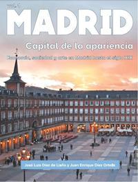 Libro MADRID: CAPITAL DE LA APARIENCIA