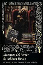 Libro MAESTROS DEL HORROR DE ARKHAM HOUSE