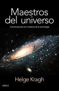 Libro MAESTROS DEL UNIVERSO