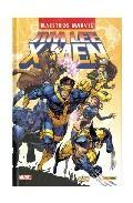 Libro MAESTROS MARVEL JIM LEE: X-MEN