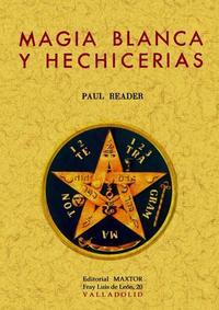Libro MAGIA BLANCA Y HECHICERIAS