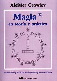 Libro MAGIA EN TEORIA Y PRACTICA