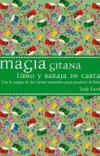 Libro MAGIA GITANA: LIBRO Y BARAJA DE CARTAS