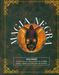 Libro MAGIA NEGRA