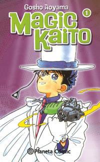 Libro MAGIC KAITO Nº 01