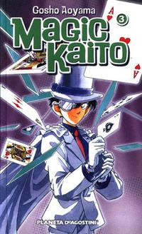Libro MAGIC KAITO Nº 3