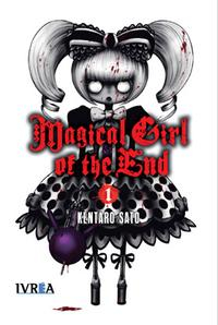 Libro MAGICAL GIRL OF THE END Nº 1