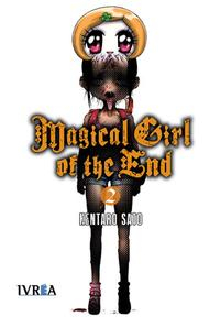 Libro MAGICAL GIRL OF THE END Nº 2