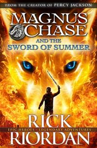 Libro MAGNUS CHASE AND THE SWORD OF SUMMER