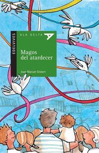 Libro MAGOS DEL ATARDECER