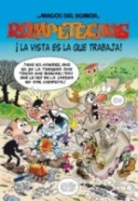 Libro MAGOS DEL HUMOR Nº 115: ROMPETECHOS: ¡LA VISTA ES LA QUE TRABAJA!