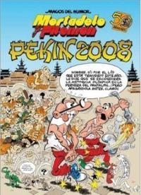Libro MAGOS DEL HUMOR Nº 123: PEKIN 2008