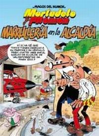 Libro MAGOS DEL HUMOR Nº 139: MARRULLERIA EN LA ALCALDIA