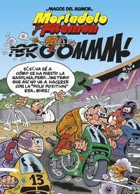 Libro MAGOS DEL HUMOR Nº 157: MORTADELO Y FILEMON ¡BROOMMM!