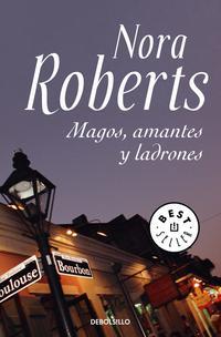 Libro MAGOS, AMANTES Y LADRONES