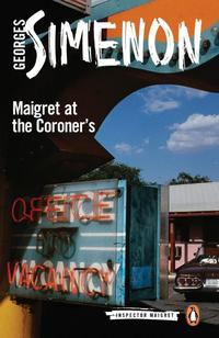 Libro MAIGRET AT THE CORONER S: INSPECTOR MAIGRET 32
