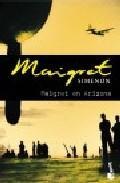 Libro MAIGRET EN ARIZONA