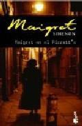 Libro MAIGRET EN EL PICRATT S