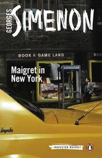 Libro MAIGRET IN NEW YORK: INSPECTOR MAIGRET 27