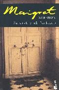 Libro MAIGRET Y EL FANTASMA