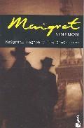 Libro MAIGRET, LOGNON Y LOS GANGSTERES