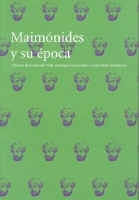 Libro MAIMONIDES Y SU EPOCA