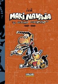 Libro MAKINAVAJA: EL ULTIMO CHORIZO INTEGRAL Nº 2