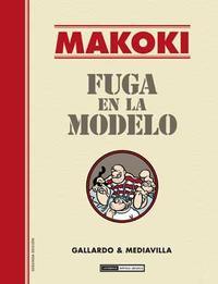 Libro MAKOKI. FUGA EN LA MODELO