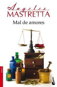 Libro MAL DE AMORES