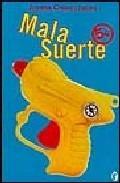 Libro MALA SUERTE