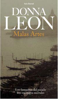 Libro MALAS ARTES